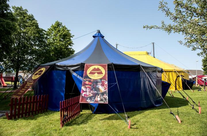 photos réalisées par Sonia Villegas, semaine de cirque pédagogique avec Gommette et Gabatcho Circus, juin 2019
